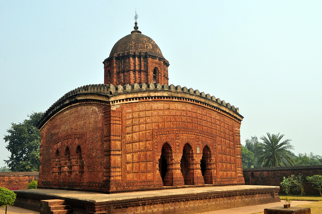 madan mohan temple bisnupur west bengal